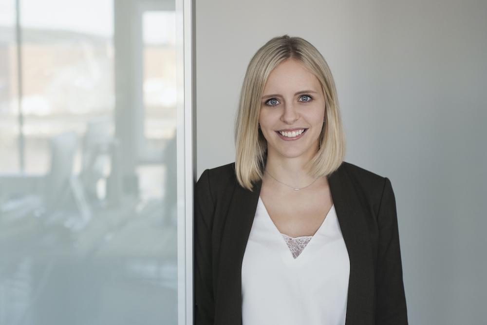 Jana Engels, Mitarbeiterin Arbeitsmedizin Cramer