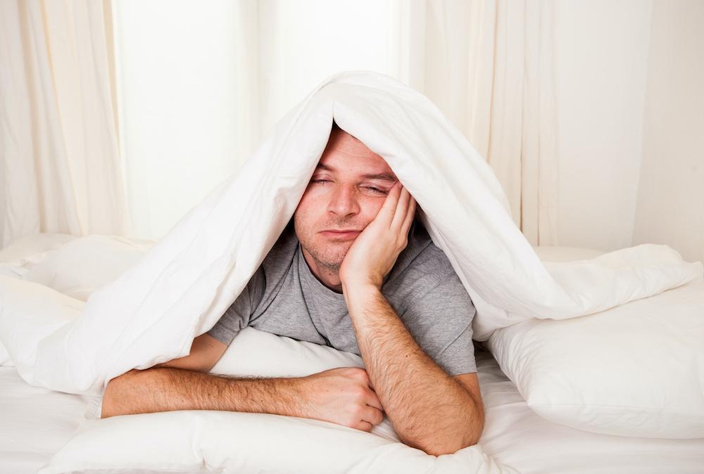 Schlafstörungen – ein Albtraum