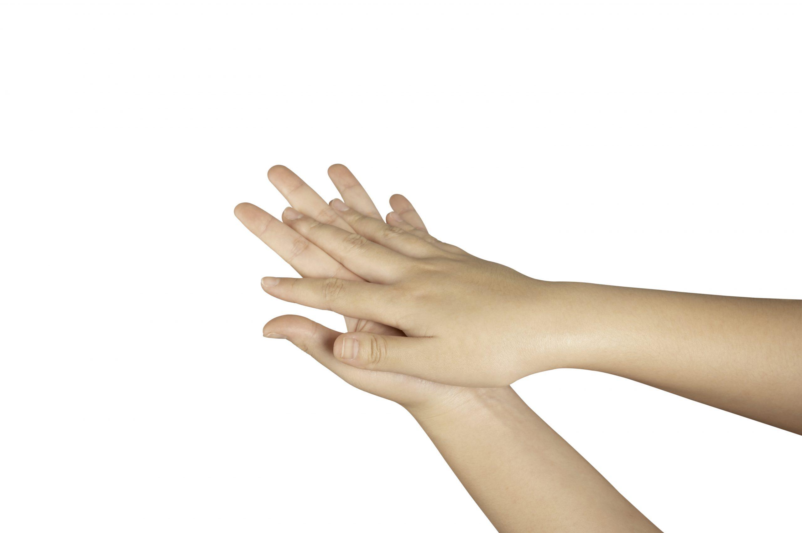 Händedesinfektion und Hautschutz