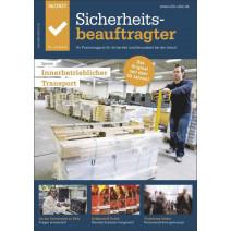 Arbeitsmedizin Cramer veröffentlicht regelmäßig in der Fachzeitschrift Sicherheitsfachberater